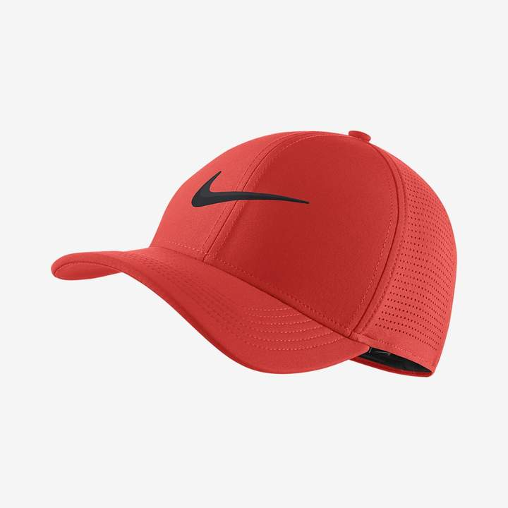 776136ba Nike Red Men's Hats - ShopStyle