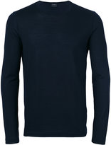 Jil Sander crew neck sweater - men - Virgin Wool - 48