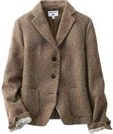 Uniqlo Women Idlf Soft Tweed Jacket
