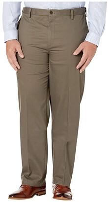 Dockers Big Tall Classic Fit Signature Khaki Lux Cotton Stretch Pants Navy) Men's Casual Pants