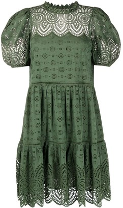 Ulla Johnson Broderie Anglaise Dress