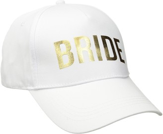 Betsey Johnson Women's Bridal Baseball Hats