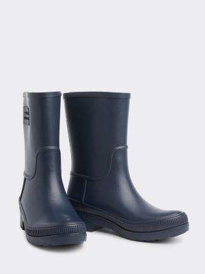 Tommy Hilfiger Low Rise Wellies