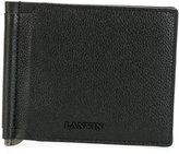 Lanvin grained cardholder wallet - men - Calf Leather - One Size