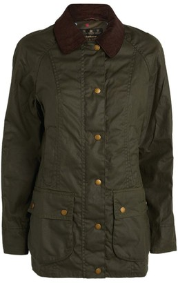 Barbour X Emma Bridgewater Eleanor Waxed Jacket