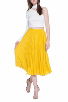 Endless Rose Honey Pleated Skirt