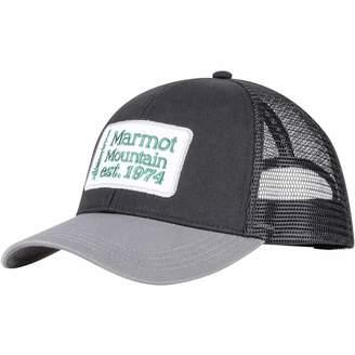 Marmot Retro Trucker Hat - Men's