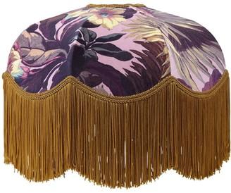 Tilia Limerence Cotton Velvet Lampshade
