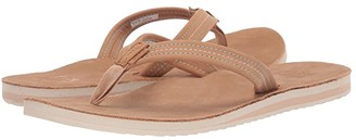 Reef Voyage Lite Leather (Tobacco) Women's Sandals