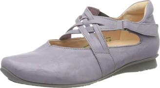 Think! Women's 686108_Chilli Ankle Strap Ballet Flats