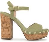 Schutz Platform 110mm Sandals