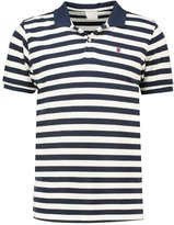 Knowledge Cotton Apparel Polo Shirt Total Eclipse