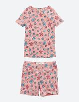 Fat Face Seaside Snug Shortie Pyjama Set