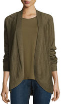 Eileen Fisher Fine Tencel® Alpaca Oval Cardigan