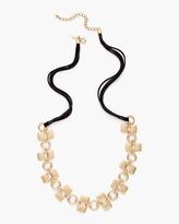 Chico's Fleur Single-Strand Necklace
