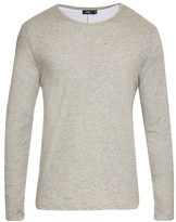 Vince Long Sleeved Jersey T-shirt