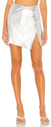 superdown Ember Chain Mini Skirt