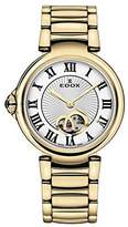Edox Women's 85025 37RM ARR LaPassion Analog Display Swiss Automatic Rose Gold Watch