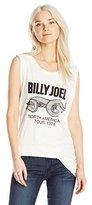 Junk Food Clothing Women's Muscle Billy Joel North American Tour Tank
