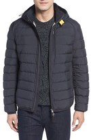 Parajumpers Men's 'Last Minute' Quilted Down Jacket
