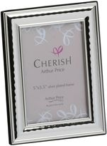 Arthur Price Silver Plated Coniston Photograph Frame 3.5x5