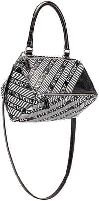 Givenchy Logo Band Small Pandora in Black | FWRD