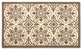 Threshold Green/Gray Patterned Comfort Kitchen Floor Mat 34X22