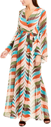Hutch Wrap Dress