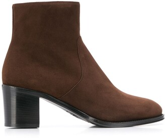 Church's Zip Up Ankle Boots