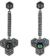 Giles & Brother Hex Dangle Earrings