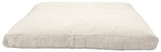 Indigo Zabuton Floor Pillow Oatmeal