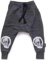 Nununu Youth Patch MD Skull Baggy Pants