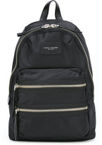 Marc Jacobs Biker backpack - men - PVC/Polyamide/Calf Leather - One Size