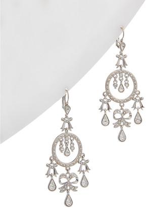Kenneth Jay Lane Plated Earrings