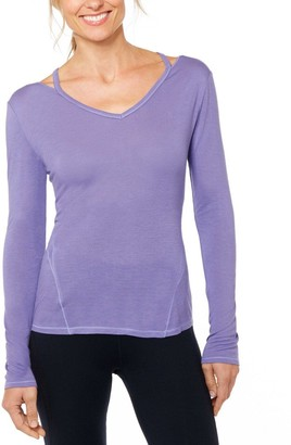 Shape Fx Women's South Street V-Neck Tee