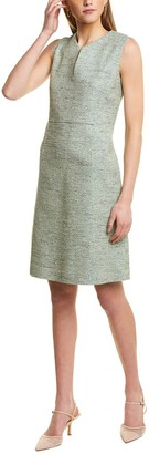 Lafayette 148 New York Brett Sheath Dress