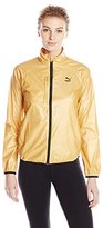 Puma Women's Gold Windrunner
