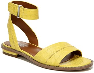 Franco Sarto Ankle Strap Sandals - Maxine