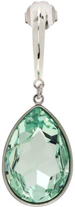 Mounser Green Clarity Single Drop Earring
