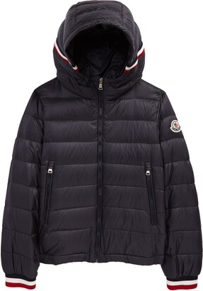 Moncler Kids' Giroux Water Resistant Down Puffer Jacket