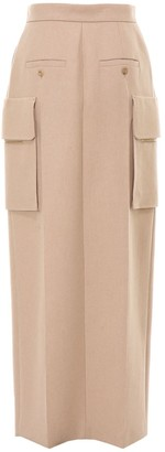 Max Mara Pocket Maxi Skirt