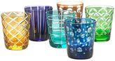 Pols Potten Blossom Set Of 6 Water Glasses