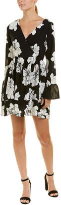 Lucca Couture Marsala Mini Dress