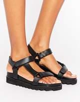 Sixty Seven Sixtyseven D-Ring Flatform Sandal