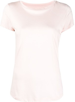 Incentive! Cashmere round neck T-shirt