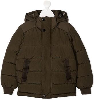 C.P. Company Padded Hooded Jacket