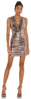 h:ours Leah Mini Dress