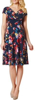 Tiffany Rose Alessandra Floral Maternity/Nursing Dress