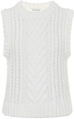 Cecilie Bahnsen Madelyn wool-blend vest