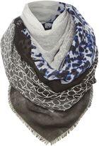 Calvin Klein Degrade scarf